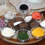 Livraison de caviar